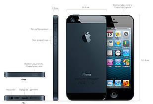 IPhone 5s 16GB чорний