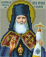 """""""Архиепископ Лука"""",  именная икона - схема для вышивки бисером,"""
