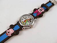 Часы наручные детские 012977 Микимаус синие