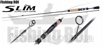 Спиннинг Fishing ROI Slim 1.98m 0.8-4g