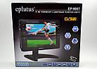Портативный мини-телевизор Eplutus EP-900T Цифровой телевизор с приставкой Т2 (9 дюймов), фото 2