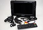 Портативный мини-телевизор Eplutus EP-900T Цифровой телевизор с приставкой Т2 (9 дюймов), фото 5