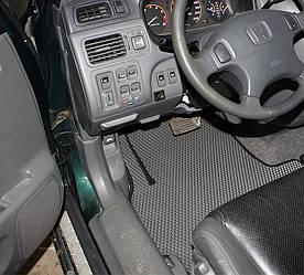 Автоковрики для Honda CR V (1996-2001) I поколение eva коврики от ТМ EvaKovrik