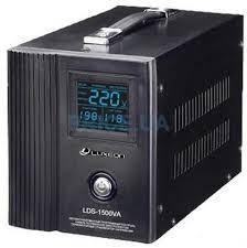 Стабілізатор напруги LUXEON LDS-1500 (1200)