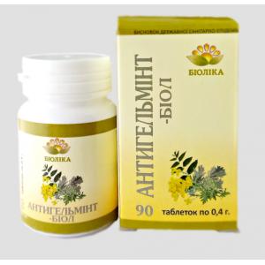 Антигельминт-биол при гельминтозе