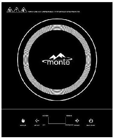 Електроплита Monte MT2103 індукція