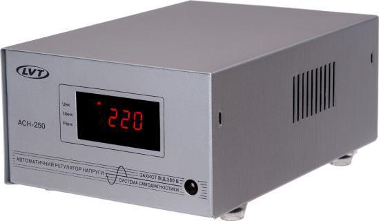 Стабілізатор напруги LVT АСН-250