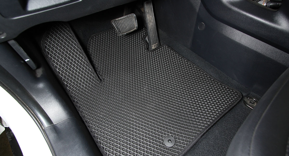Автоковрики для Hyundai IX 35 Iпок.(2010-2017) eva коврики от ТМ EvaKovrik