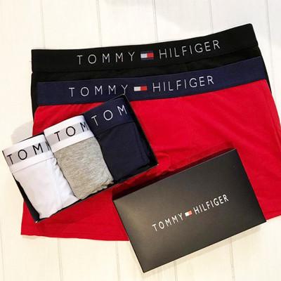 20cf1796a530e Комплект 3 шт мужского нижнего белья Tommy Hilfiger боксеры - реплика -  Интернет-магазин «
