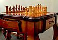 Стол шахматный «Дубовый». Доставка по всей Украине, фото 3