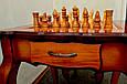 Стол шахматный «Дубовый». Доставка по всей Украине, фото 4