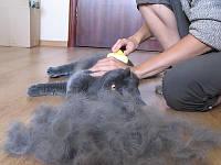 Фурминатор для кошек и собак 4.5см, фото 1