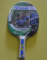 Ракетка для настільного тенісу DONIC 500 SWEDISH LEGENDS 723206 070458e0cee6b