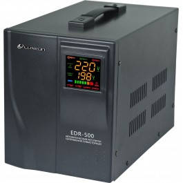 Стабілізатор напруги LUXEON EDR-500 +