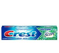Зубная паста Crest Toothpaste-Whitening with Scope 226 г