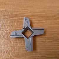 Нож для мясорубки Zelmer Bosch NR5 (ОРИГИНАЛ) Односторонний 86.1007 631383 (ZMMA015X)