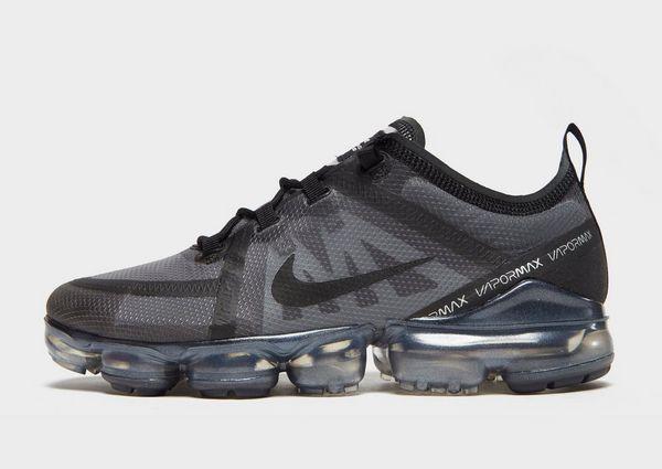 9bf6c2d3 Мужские кроссовки Nike Air Vapormax 2019 Black (в стиле Найк Аир) черные,  текстиль