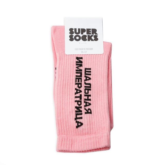 8c23eb7568a1f Длинные носки розовые PUNCH - Шальная Императрица - Магазин одежды и  аксессуаров в Харькове
