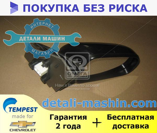 Зеркало правое электрическое (с обогревателем) Шевролет Авео Т250 (06-) (TEMPEST) CHEVROLET AVEO
