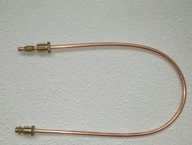 Трубка запальника EuroSIT L-600 d-4mm
