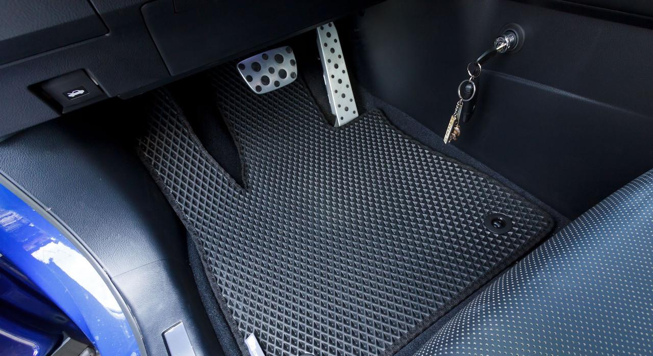 Автоковрики для Lexus RX 300 (2015+) четвертое поколение eva коврики от ТМ EvaKovrik
