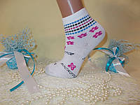 Детские носки для девочек 3-4. 5-6 лет. YULIA Китай