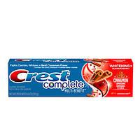 Зубная паста Crest Complete Whitening + Cinnamon Expressions 170г