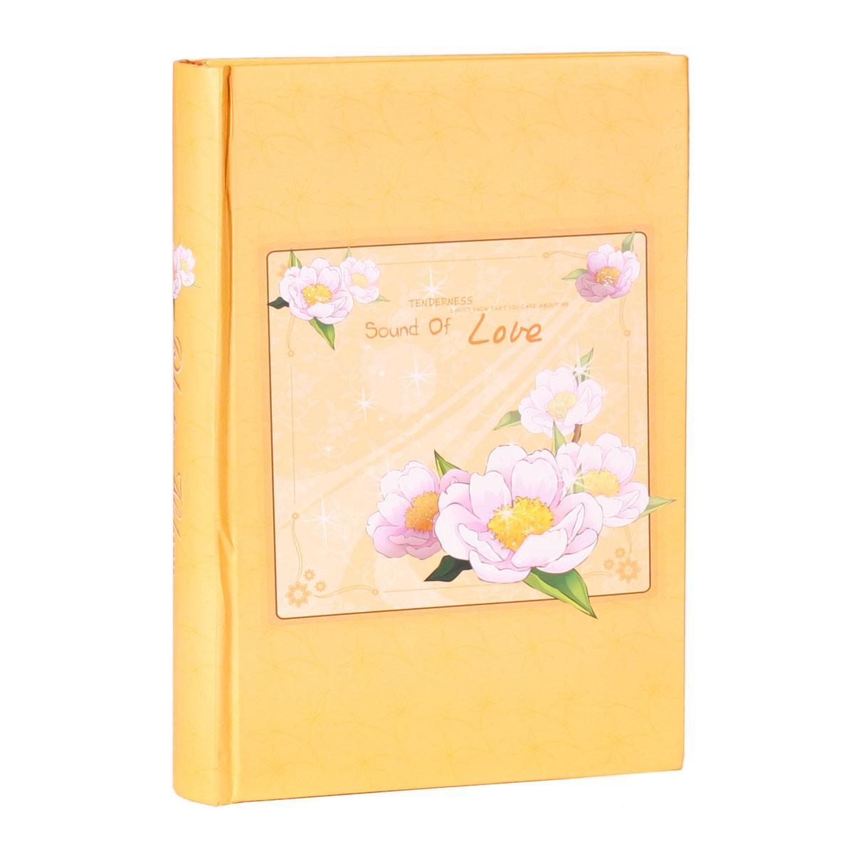 Фотоальбом 10*15/300 Flower Yellow ( на складе )
