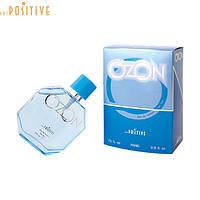 Свежие мужские духи океанические древесные Positive Parfum (Россия) OZON  85мл