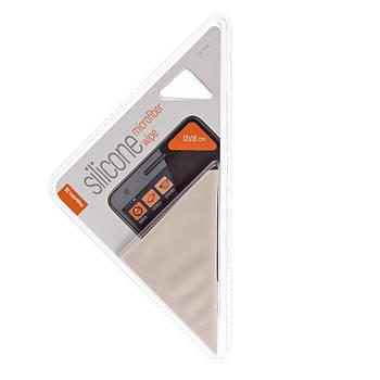 Салфетка из микрофибры ColorWay 12х18 см для ухода за оптикой, гаджетами, очками