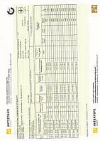 Сертификат труба 50х30