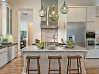 Как правильно подобрать светильник для кухни?