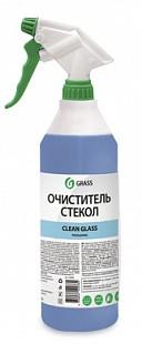"""Очиститель стекол """"Clean Glass"""" professional (с проф. Тригером) 1kg Grass TM"""