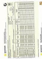 Сертификат труба 50х50