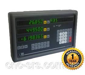 ADR10-3 трехкоординатное устройство цифровой индикации