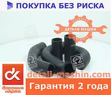 Патрубок радіатора ЗАЗ 1102 ТАВРІЯ (компл. 5шт.) СТАНДАРТ (ДК) DK-1102-01