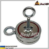 Двухсторонний поисковый магнит НЕПРА 2*F600