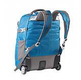 Сумка-рюкзак на колесах Granite Gear Haulsted Wheeled 33 Black, фото 5