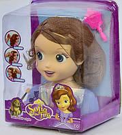 Манекен для причесок и макияжа Принцесса София ZT 8810-22