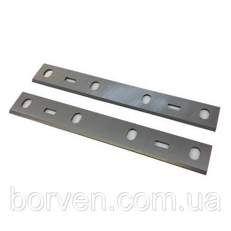 Ножи для фуговально-рейсмусного станка 210x22x1.8 HSS (станки Woodstar PT 85, BernardoPT200ED и др.), фото 2