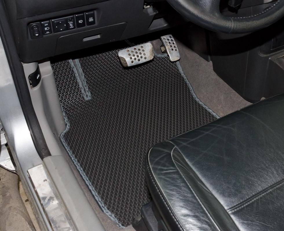 Автоковрики для Nissan X-Trail T30 2003 eva коврики от ТМ EvaKovrik