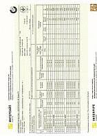 Сертификат труба 60х30