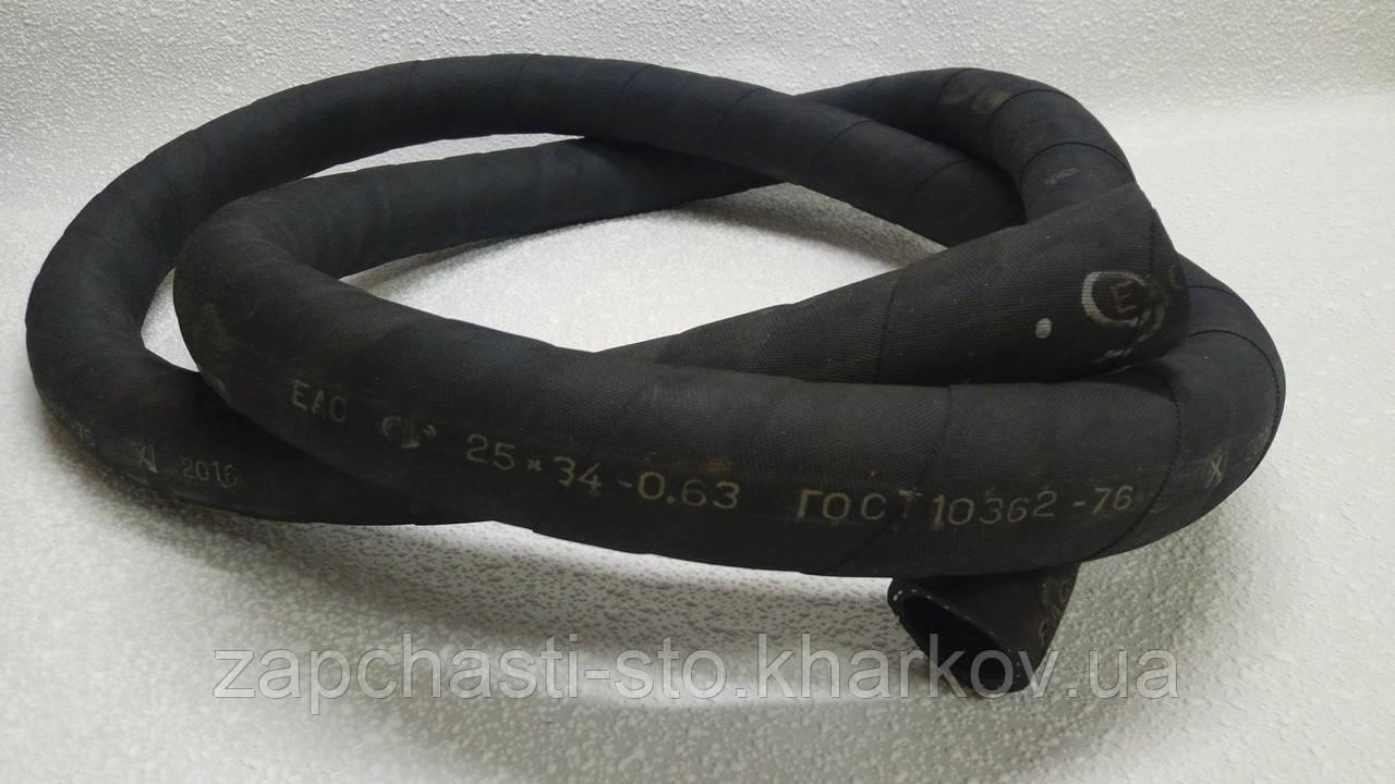 Шланг маслобензостойкий, тосольный диаметр 25мм (0,5м)