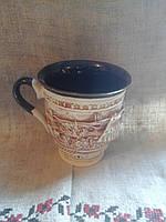 Чашка Витязь. велика ліпка 350мл
