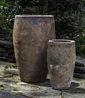 Вазоны из шамотной глины