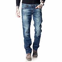 Мужские джинсы Franco Benussi 15-108 темно синие, фото 1