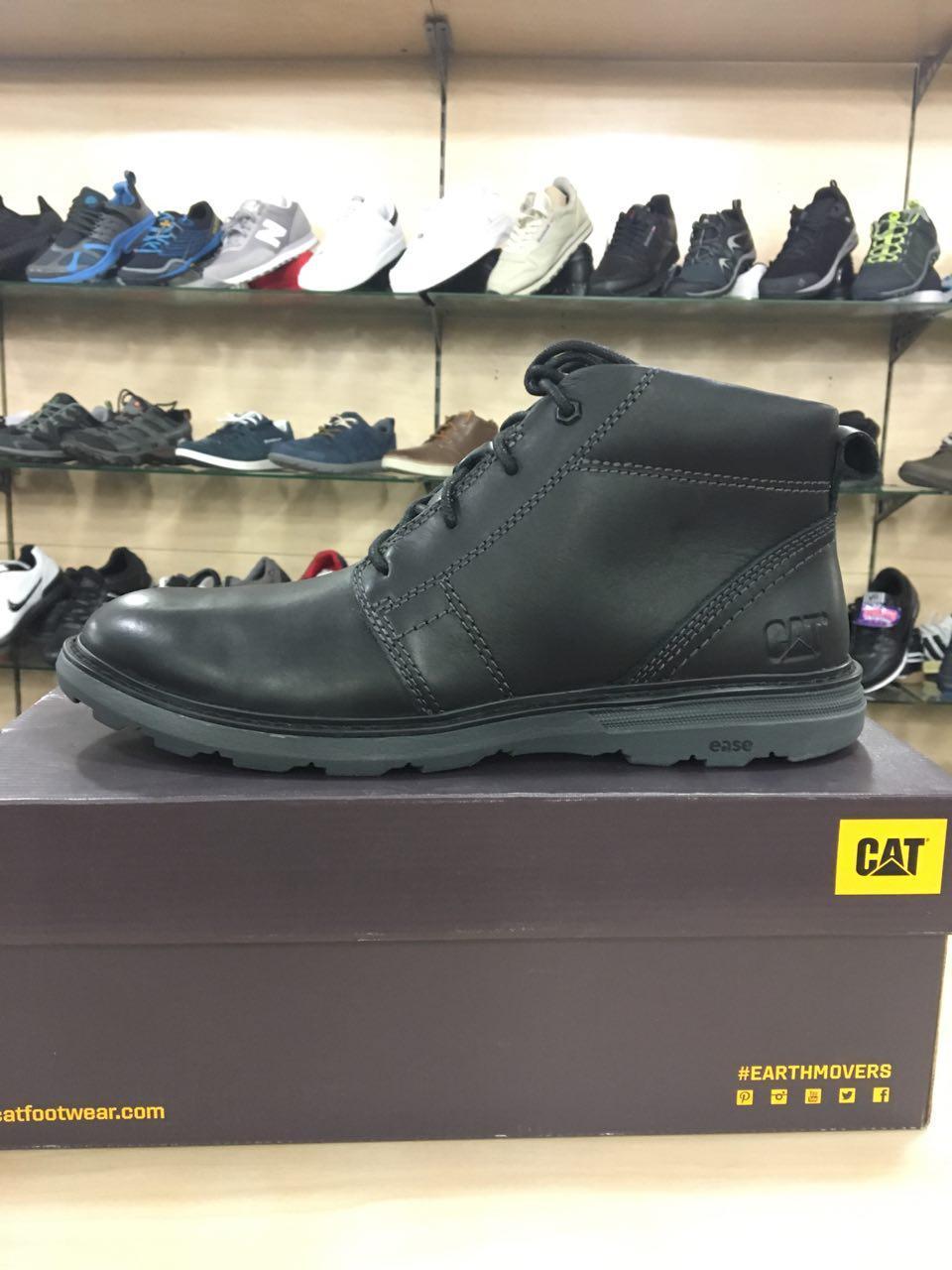ce48994a9 Ботинки мужские Cat TREY FLEECE Men's insulated boots (Оригинал) -  Спортивный магазин