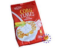 Кукурузные хлопья Classic Corn Flakes 500г, фото 1