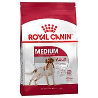 Корм для собак (Роял Канин) ROYAL CANIN Medium Adult 15 кг - для взрослых собак средних пород