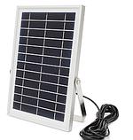 Уличный светильник на солнечной батарее  с датчиком освещенности  120 LED 3.7 В/6000 мАч, фото 5